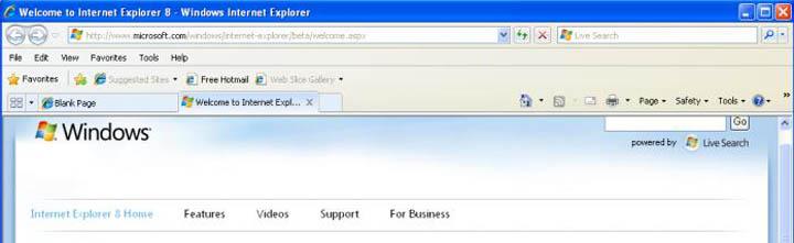 Das Ende der alten Internet Explorer Browser-Versionen